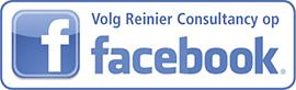 Volg Reinier Consultancy op Facebook